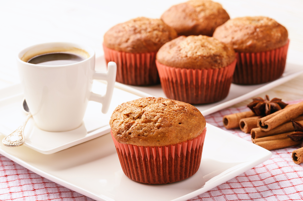 Healthy Recipe From Joy Bauer's Food Cures Ginger Pumpkin Muffins