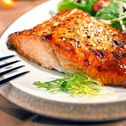Reciasy 3 Step Microwave Salmon