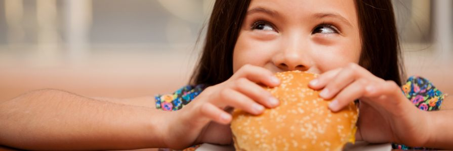 Should we feed crips and chips to children?