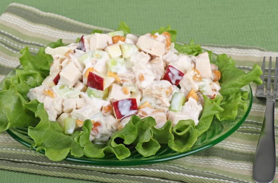 6 Diabetes Friendly Meals Joy Bauer Chicken Salad