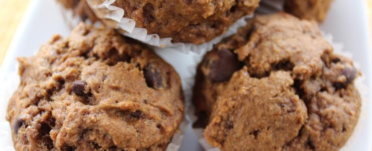 Healthy Recipe From Joy Bauer's Food Cures Banana Chocolate Muffins