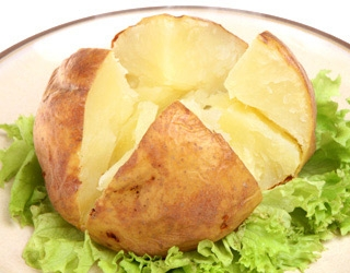 8 foods that help lower blood pressure joy bauer baked white potato when it comes to lowering your blood pressure these foods are among your best bets forumfinder Gallery