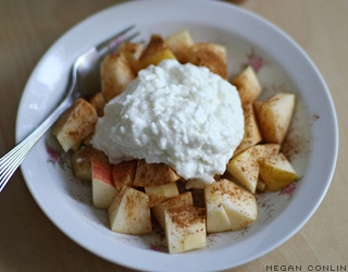 Terrific 8 Energy Boosting Breakfasts Cinnamon Cottage Cheese With Home Interior And Landscaping Staixmapetitesourisinfo