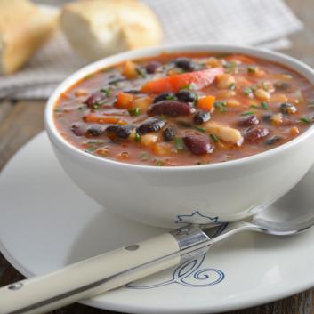 Vegetable Bean Soup