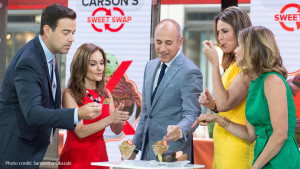 TODAY Show: Joy Bauer serves up some sugar-free snacks to kick off her 10-day sugar detox. -- June 16, 2015