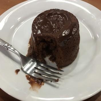 Lava Cake Recipe From Fridge