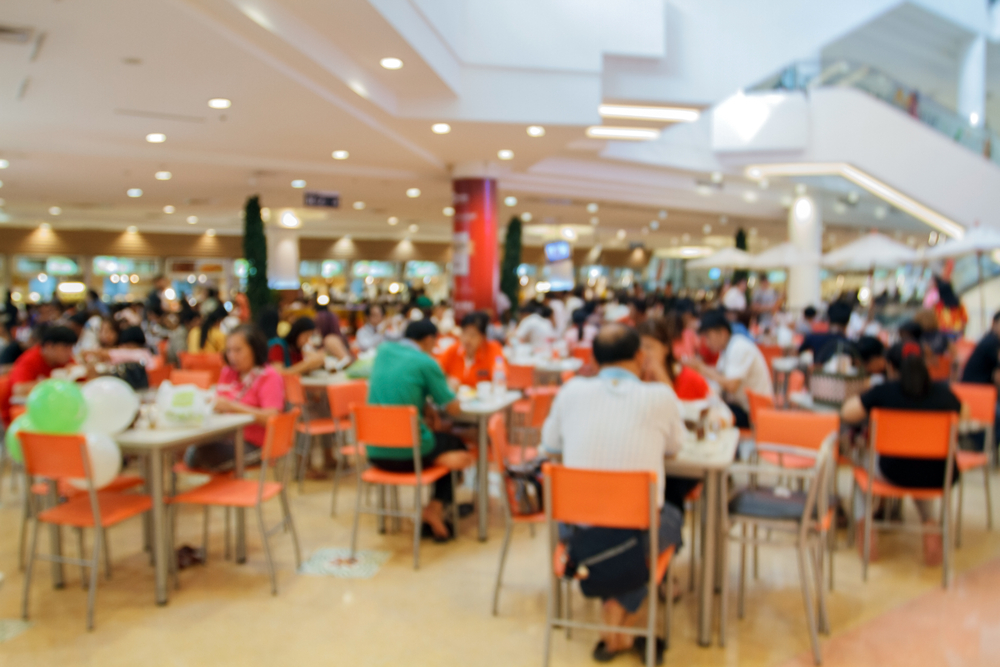 Healthy Choice Food Court
