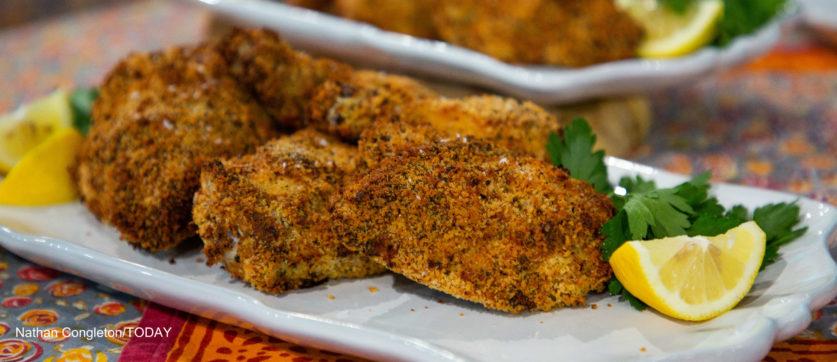 Baked Fried Chicken Joy Bauer