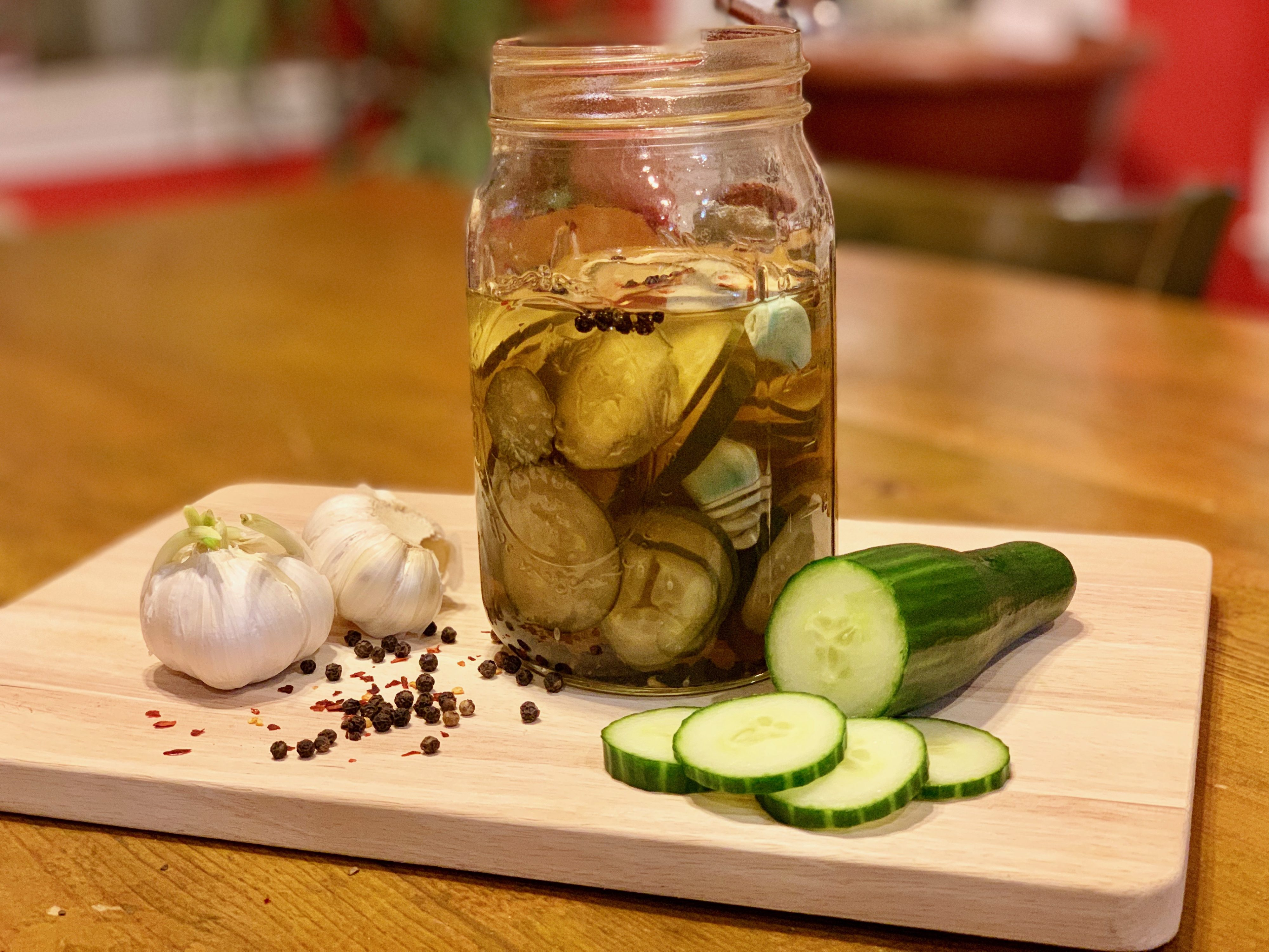 are vinegar and pickles allowed on dash diet